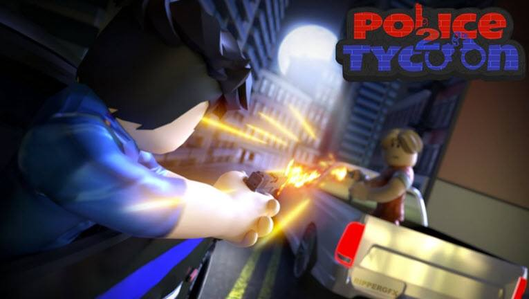 Latest 2 Player Police Tycoon codes