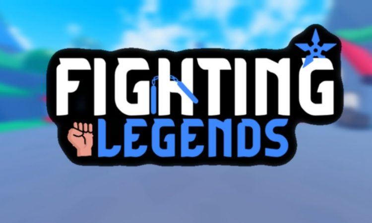Fighting Legends codes