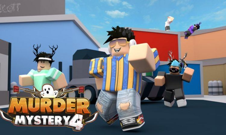Latest Murder Mystery 4 codes