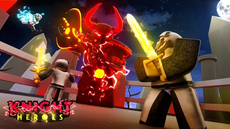 Latest Roblox Knight Heroes codes