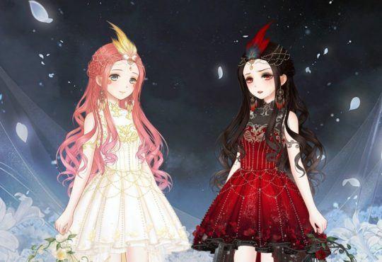 Love Nikki-Dress UP Queen redeem code