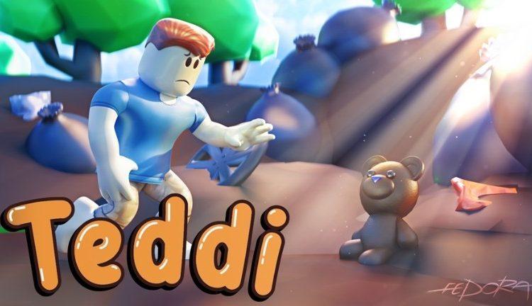 roblox teddi codes