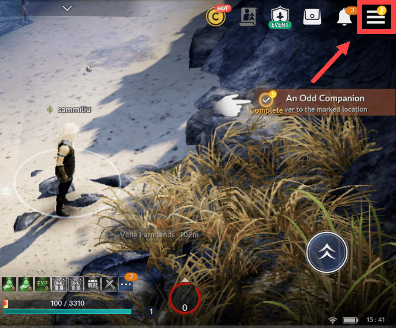 how to redeem a coupon code in Black Desert Mobile