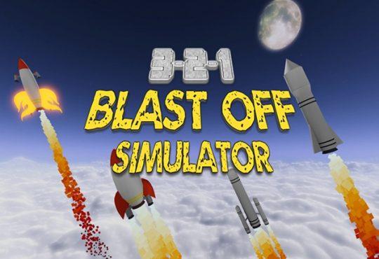 3-2-1 Blast Off Simulator codes