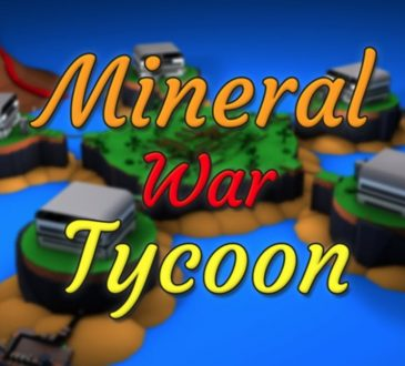 Latest Mineral War Tycoon codes