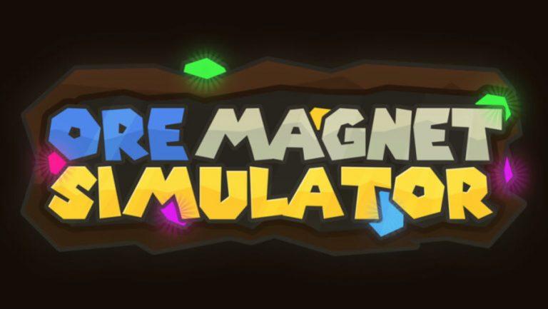 Latest Ore Magnet Simulator codes