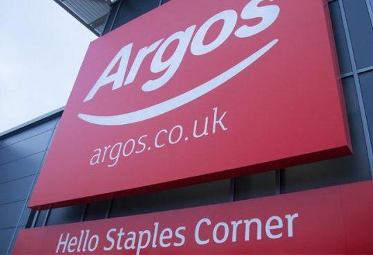 argos discount code