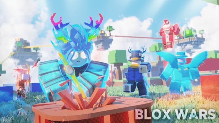Roblox Blox Wars codes