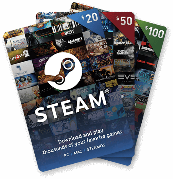 How To Get Steam Gift Card For Free - October 2021