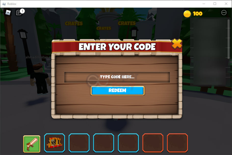 How to redeem World Defenders codes
