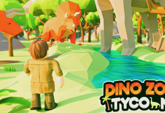 Latest Dinosaur Zoo Tycoon codes
