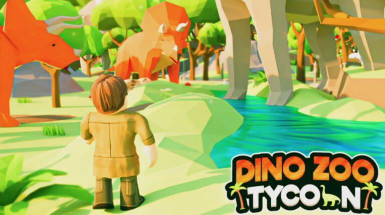Latest Dinosaur Zoo Tycoon codes