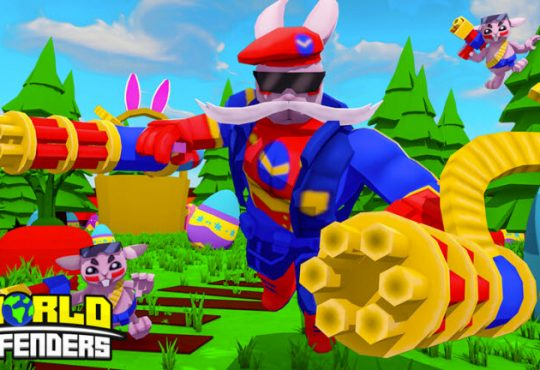 Roblox World Defenders codes