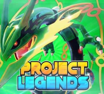 project legends codes 2021