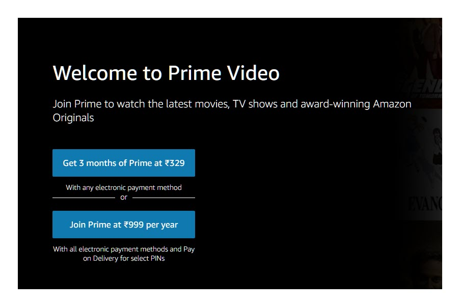 prime video change country