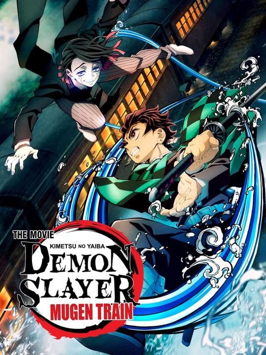 where to watch Demon Slayer Mugen Train
