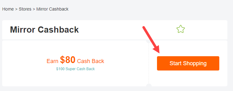 earn cash back with Coupert