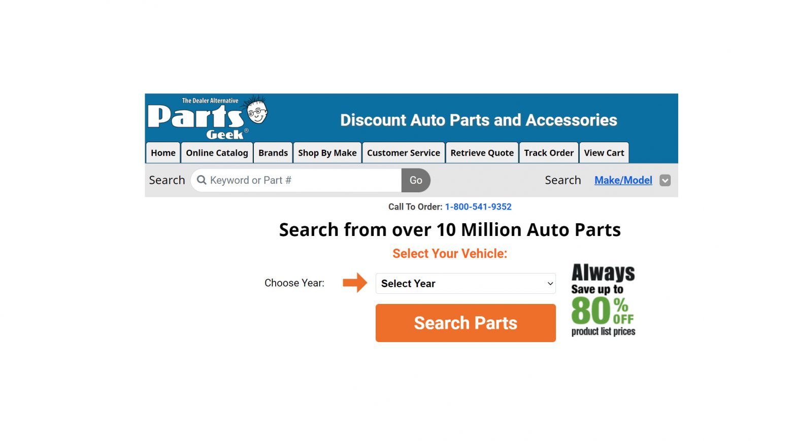 Latest Parts Geek coupon codes -Oct 2021