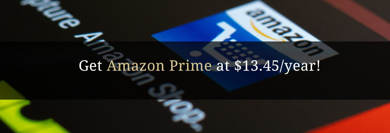 save money on amazon prime