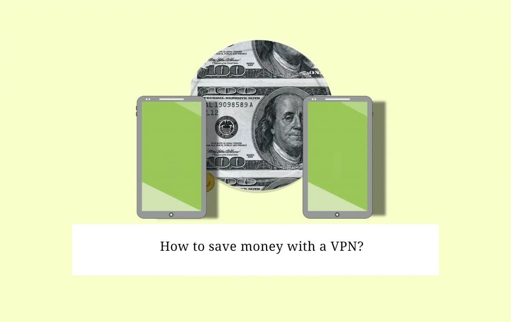 buy things cheaper with a vpn